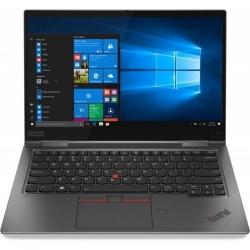 Laptop 2-in-1 Lenovo ThinkPad X1 Yoga (5th Gen), Intel Core i7-10510U, 14inch Touch, RAM 16GB, SSD 512 GB, Intel UHD Graphics 620, Windows 10 Pro, Iron Grey