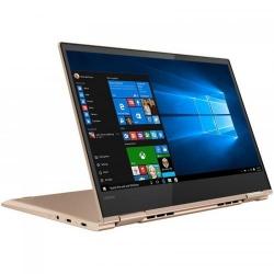 Laptop 2-in-1 Lenovo Yoga 730-13IKB, Intel Core i7-8550U, 13.3inch Touch, RAM 16GB, SSD 512GB, Intel UHD Graphics 620, Windows 10, Copper