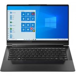 Laptop 2-in-1 Lenovo Yoga 9 14ITL5, Intel Core i7-1185G7, 14inch Touch, RAM 16GB, SSD 1TB, Intel Iris Xe Graphics, Windows 10, Shadow Black