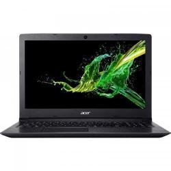 Laptop Acer Aspire 3 A315-53, Intel Core i3-7020U, 15.6inch, RAM 8GB, SSD 256GB, Intel HD Graphics 620, Linux, Obsidian Black