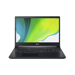 Laptop Acer Aspire 7 A715-41G-R1QU, AMD Ryzen 5 3550U, 15.6inch, RAM 8GB, SSD 256GB, nVidia GeForce GTX 1650 4GB, Linux, Charcoal Black