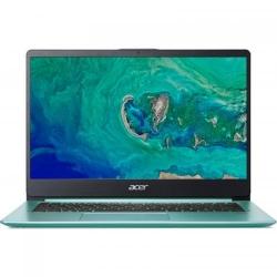 Laptop Acer Swift 1 SF114-32, Intel Pentium Quad Core Silver N5000, 14inch, RAM 4GB, SSD 128GB, Intel UHD Graphics 605, Linux, Aqua Green