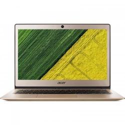 Laptop Acer Swift 1 SF114-32, Intel Pentium Quad Core Silver N5000, 14inch, RAM 4GB, SSD 128GB, Intel UHD Graphics 605, Linux, Gold