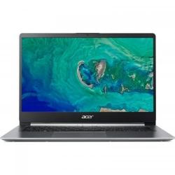 Laptop Acer Swift 1 SF114-32, Intel Pentium Quad Core Silver N5000, 14inch, RAM 4GB, SSD 128GB, Intel UHD Graphics 605, Linux, Silver