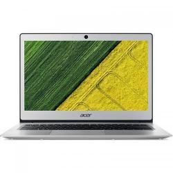 Laptop Acer Swift SF113-31, Intel Pentium Quad Core N4200, 13.3inch, RAM 4GB, SSD 128GB, Intel HD Graphics 505, Linux, Silver