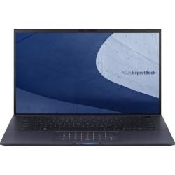 Laptop ASUS ExpertBook B9400CEA-KC0100R, Intel Core i7-1165G7, 14inch, RAM 16GB, 2x SSD 1TB, Intel Iris Xe Graphics, Windows 10 Pro, Star Black