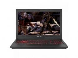 Laptop ASUS FX503VD-E4150, Intel Core i5-7300HQ, 15.6inch, RAM 8GB, SSD 256GB, nVidia GeForce GTX 1050 4GB, No OS, Black