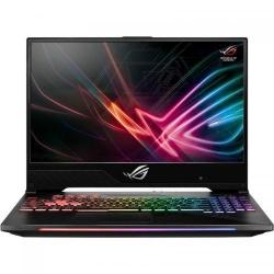 Laptop ASUS GL504GS-ES056, Intel Core i7-8750H, 15.6inch, RAM 16GB, HDD 1TB + SSD 256GB, nVidia GeForce GTX 1070 8GB, No OS, Black