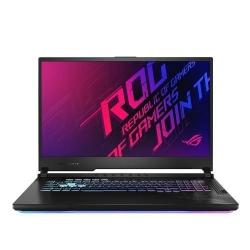 Laptop ASUS ROG Strix G17 G712LW-EV002, Intel Core i7-10750H, 17.3inch, RAM 16GB, SSD 1TB, nVidia GeForce RTX 2070 8GB, No OS, Black