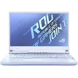 Laptop ASUS ROG Strix G17 G712LW-EV035, Intel Core i7-10750H, 17.3inch, RAM 16GB, SSD 512GB, nVidia GeForce RTX 2070 8GB, No OS, Glacier Blue