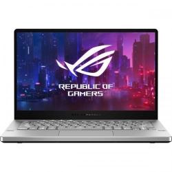 Laptop ASUS ROG Zephyrus G14 GA401IV-HA037, AMD Ryzen 9 4900HS, 14inch, RAM 16GB, SSD 1TB, nVidia GeForce RTX 2060 Max-Q 6GB, No OS, Moonlight White