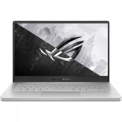 Laptop ASUS ROG Zephyrus G14 GA401IV-HA115R, AMD Ryzen 9 4900HS, 14inch, RAM 32GB, SSD 1TB, nVidia GeForce RTX 2060 Max-Q 6GB, Windows10, White