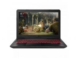 Laptop ASUS TUF FX504GD-E4075, Intel Core i7-8750H, 15.6inch, RAM 8GB, SSH 1TB, nVidia GeForce GTX 1050 4GB, No OS, Black