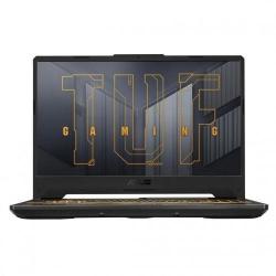 Laptop ASUS TUF Gaming F15 FX506HM-AZ157, Intel Core i7-11800H, 15.6inch, RAM 16GB, SSD 1TB, nVidia GeForce RTX 3060 6GB, No OS, Eclipse Gray