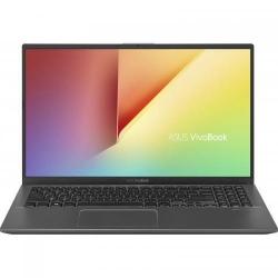Laptop ASUS VivoBook 15 X512UF-BQ048, Intel Core i5-8250U, 15.6inch, RAM 8GB, SSD 256GB, nVidia GeForce MX 130 2GB, Endless OS, Grey
