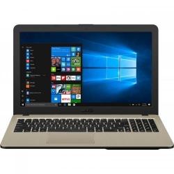 Laptop ASUS VivoBook 15 X540UA-DM1153T, Intel Core i3-7020U, 15.6inch, RAM 4GB, SSD 256GB, Intel HD Graphics 620, Windows 10, Chocolate Black