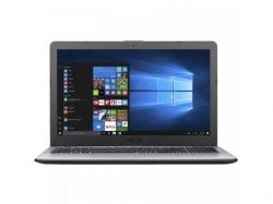 Laptop ASUS VivoBook 15 X542UA-DM815R, Intel Core i3-7100U, 15.6inch, RAM 4GB, SSD 256GB, Intel HD Graphics 620, Windows 10 Pro, Dark Grey