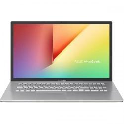 Laptop ASUS VivoBook 17 M712DA-BX196, AMD Ryzen 5 3500U, 17.3inch, RAM 8GB, SSD 512GB, AMD Radeon RX Vega 8, No OS, Transparent Silver