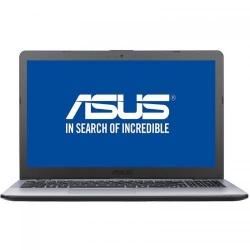 Laptop ASUS VivoBook Max F542UN-DM152, Intel Core i5-8250U, 15.6inch, RAM 8GB, HDD 500GB + SSD 128GB, nVidia GeForce MX150 4GB, Endless OS, Dark Grey