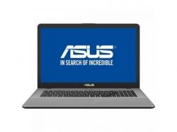 Laptop ASUS VivoBook Pro 17 N705UD-GC130, Intel Core i7-8550U, 17.3inch, RAM 8GB, HDD 1TB + SSD 128GB, nVidia GeForce GTX 1050 4GB, Endless OS, Grey