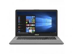 Laptop ASUS VivoBook Pro 17 N705UF-GC009, Intel Core i7-8550U, 17.3inch, RAM 8GB, SSD 128GB + HDD 1TB, nVidia GeForce MX130 2GB, Endless OS, Dark Grey