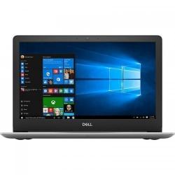 Laptop Dell Inspiron 13 5370 (seria 5000), Intel Core i5-8250U, 13.3inch, RAM 4GB, SSD 256GB, AMD Radeon 530 2GB, Windows 10 Pro, Platinum Silver