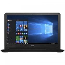 Laptop Dell Inspiron 3567, Intel Core i3-7020U, 15.6inch, RAM 8GB, SSD 128GB, Intel HD Graphics 620, Windows 10, Black