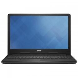 Laptop Dell Inspiron 3576, Intel Core i3-7020U, 15.6inch, RAM 4GB, HDD 1TB, AMD Radeon 520 2GB, Linux, Black