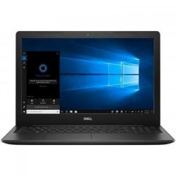 Laptop Dell Inspiron 3584, Intel Core i3-7020U, 15.6inch, RAM 4GB, SSD 256GB, Intel HD Graphics 620, Windows 10, Black