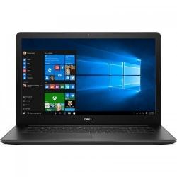 Laptop DELL Inspiron 3793 (seria 3000), Intel Core i7-1065G7, 17.3inch, RAM 8GB, SSD 512GB, nVidia GeForce MX230 2GB, Linux, Black