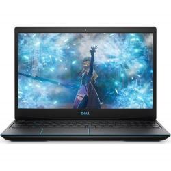 Laptop Dell Inspiron G3 3590, Intel Core i7-9750H, 15.6inch, RAM 16GB, HDD 1TB + SSD 256GB, nVidia GeForce GTX 1660 Ti 6GB, Windows 10, Eclipse Black