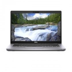 Laptop Dell Latitude 5410, Intel Core i5-8365U, 14inch Touch, RAM 8GB, SSD 512GB, Intel UHD Graphics 620, 4G, Windows 10 Pro, Silver