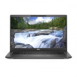 Laptop Dell Latitude 7400, Intel Core i5-8265U, 14inch, RAM 16GB, SSD 512GB, Intel UHD Graphics 620, 4G, Windows 10 Pro, Black