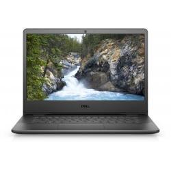 Laptop Dell Vostro 3400, Intel Core i5-1135G7, 14inch, RAM 8GB, SSD 512GB, Intel Iris Xe Graphics, Windows 10 Pro, Accent Black