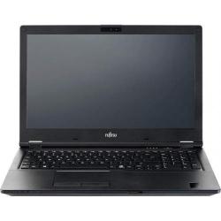 Laptop Fujitsu Lifebook E5510, Intel Core i3-10110U, 15.6inch, RAM 8GB, SSD 256GB, Intel UHD Graphics, No OS, Black