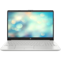 Laptop HP 15-dw1010nq, Intel Pentium Silver N5030, 15.6inch, RAM 4GB, HDD 1TB, Intel UHD Graphics 605, Free DOS, Natural Silver