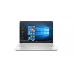 Laptop HP 15-dw1019nq, Intel Core i3-10110U pana la 4.1GHz, 15.6 Full HD, 8GB, SSD 256GB, Intel UHD Graphics, Windows 10 S, argintiu, doar pentru persoane fizice, elevi/studenti