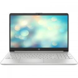 Laptop HP 15s-fq2021nq, Intel Core i3-1115G4, 15.6inch, RAM 8GB, SSD 512GB, Intel UHD Graphics, Free DOS, Natural Silver