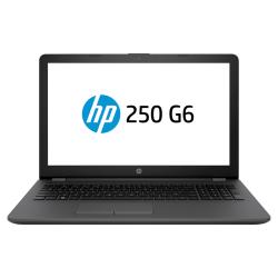 Laptop HP 250 G6, Intel Core I3-7020U, 15.6inch, RAM 4GB, HDD 1TB, Intel HD Graphics 620, FreeDos, Black