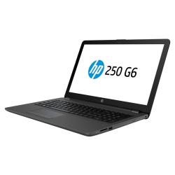 Laptop HP 250 G6, Intel Core I3-7020U, 15.6inch, RAM 4GB, HDD 500GB, Intel HD Graphics 620, FreeDos, Black