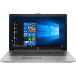 Laptop HP 470 G7, Intel Core i5-10210U, 17.3inch, RAM 8GB, SSD 256GB, AMD Radeon 530 2GB, Windows 10 Pro, Silver