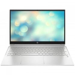 Laptop HP Pavilion 15-eg0081nq, Intel Core i5-1135G7, 15.6inch, RAM 8GB, SSD 512GB, Intel Iris Xe Graphics, Free DOS, Natural Silver
