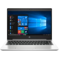 Laptop HP ProBook 445 G7, AMD Ryzen 5 4500U, 15.6inch, RAM 8GB, SSD 256GB, AMD Radeon Graphics, Windows 10 Pro, Pike Silver