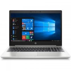 Laptop HP ProBook 450 G7, Intel Core i3-10110U, 15.6inch, RAM 8GB, SSD 256GB, Intel UHD Graphics 620, Windows 10 Pro, Silver
