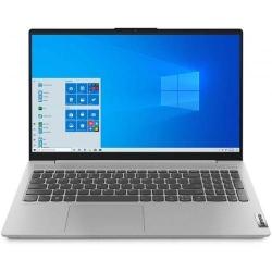 Laptop Lenovo IdeaPad 5 15IIL05, Intel Core i5-1035G1, 15.6inch, RAM 16GB, SSD 512GB, Intel UHD Graphics, No OS, Platinum Grey