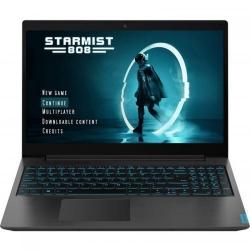 Laptop Lenovo IdeaPad L340-15IRH, Intel Core i5-9300H, 15.6inch, RAM 4GB, SSD 512GB, nVidia GeForce GTX 1050 3GB, Free Dos, Black