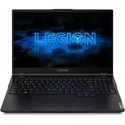 Laptop Lenovo Legion 5 15IMH05, Intel Core i7-10750H, 15.6inch, RAM 16GB, SSD 512GB, nVidia GTX 1650 Ti 4GB, No OS, Phantom Black