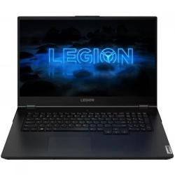 Laptop Lenovo Legion 5 17IMH05H, Intel Core i7-10750H, 17.3inch, RAM 16GB, SSD 512GB, nVidia GeForce GTX 1660 Ti 6GB, No OS, Phantom Black