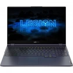 Laptop Lenovo Legion 7 15IMHg05, Intel Core i7-10750H, 15.6inch, RAM 32GB, SSD 1TB, nVidia GeForce RTX 2080 Super Max-Q 8GB, No OS, Slate Grey