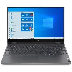 Laptop Lenovo Legion S7 15IMH5, Intel Core i5-10300H, 15.6inch, RAM 16GB, SSD 512GB, nVidia GeForce GTX 1660 Ti Max-Q 6GB, Windows 10, Slate Grey